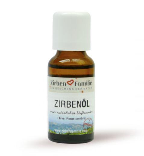 Original ZirbenÖl 20ml - Duftwunder