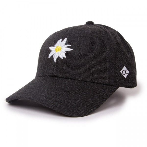 Edelweiss Cap curved
