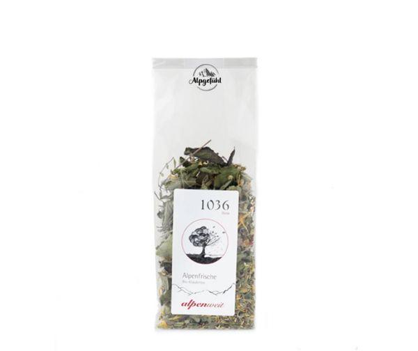 Tee Alpenfrische Handgepflückt 1.036 m